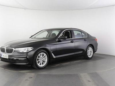 käytetty BMW 530 e G30 Sedan A Charged Edition