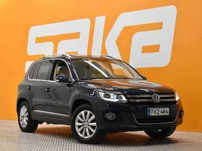 käytetty VW Tiguan Sport & Style 2,0 TDI 130 kW (177 hv) 4MOTION