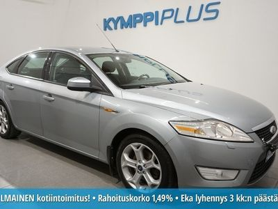 käytetty Ford Mondeo