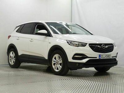 käytetty Opel Grandland X Enjoy 1,2 Turbo Start/Stop 96 kW AT6