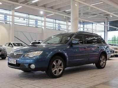 käytetty Subaru Outback 2,0 TD CQ BUSINESS