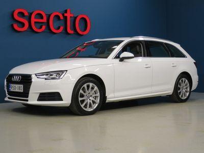 käytetty Audi A4 Avant Land of Quattro Edition 2,0 TDI 140 Q A, Comfort Paketti