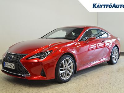 käytetty Lexus RC300h Executive