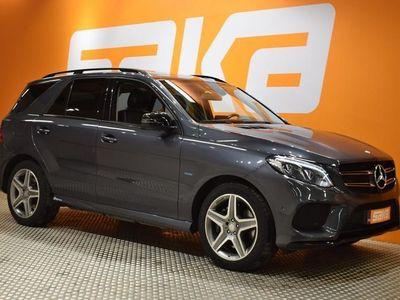 käytetty Mercedes GLE500 e 4Matic AMG-STYLING ### NORMAL FRIDAY -hinta! ### ** Airmatic / Panorama / 360-kamera **