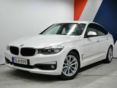 käytetty BMW 320 Gran Turismo Gran Turismo F34 320i TwinPower Turbo A xDrive Business Automatic SLN-205 | Laakkonen