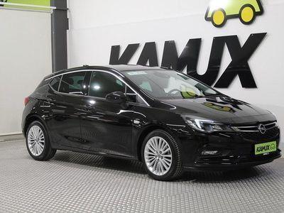 käytetty Opel Astra Innovation 1,4 Turbo 110kW / PERUUTUSKAMERA / NAVI /