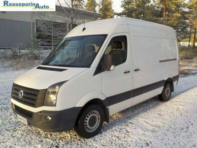 käytetty VW Crafter 35 umpipakettiauto 2,0 TDI 120 kW,Korkea 3665, BlueMotion Technology