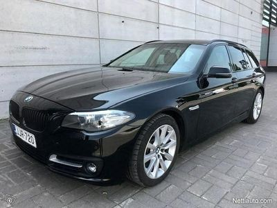 käytetty BMW 518 d F11 Touring Exclusive Edt