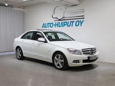 käytetty Mercedes C220 CDI Avantgarde *PA-lämmitin / Navi / Siistikuntoinen