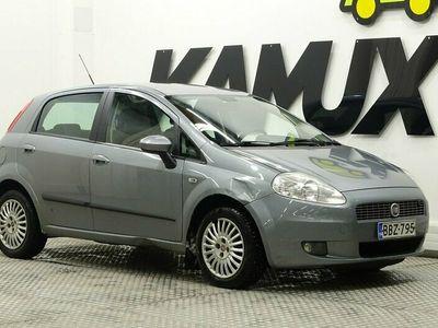käytetty Fiat Grande Punto 1,4 77 Dynamic 5D / Ilmastointi / Lohko / Jakohihna vaihdettu 07/2020 /Suomi-auto