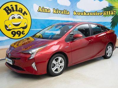 käytetty Toyota Prius Hybrid Executive A