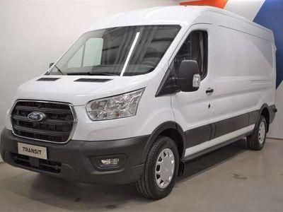 käytetty Ford Transit Van 350 2,0 TDCi 130hv 4WD Trend L3H2 4,1