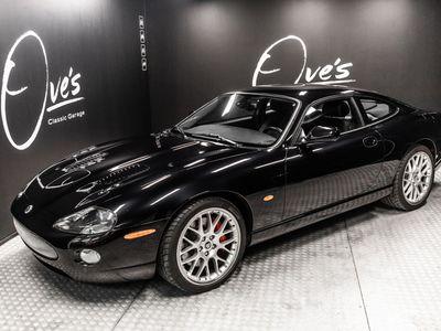 käytetty Jaguar XKR XKR Harvinainen4.2-S malli joita valmistettu vain 200kpl.