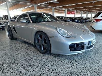 käytetty Porsche Cayman S Cayman 987COUPE 3.4 Suomi-auto *** J. kotiintoimitus