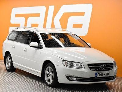 käytetty Volvo V70 D4 Summum aut ** Adapt.Cruise / VOC / Webasto / Tutkat / KeyLessGo **