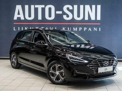 käytetty Hyundai i30 Hatchback 1,0 T-GDI 120 hv 7-DCT-aut Comfort #Heti toimitukseen #Smart key #Led-valot