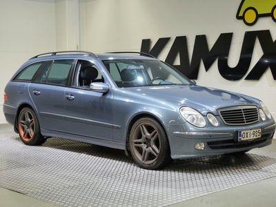 käytetty Mercedes E320 CDI Aut. Avantgarde / Suomi-auto / Katsastus voimassa 20.4.2021 asti