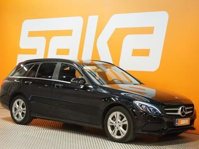 käytetty Mercedes C220 d 4Matic T A Premium Business 9G-tronic / Navi