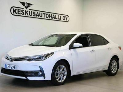 käytetty Toyota Corolla 1,6 Valvematic Premium Multidrive S 4ov - 1.omistaja,navi,kamera,led-valot