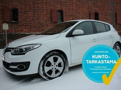 käytetty Renault Mégane *NÄPPÄRÄ*Hatchback Energy dCi 110 S&S Expression Tarkastettuna, Rahoituksella, Kotiin toimitettuna!