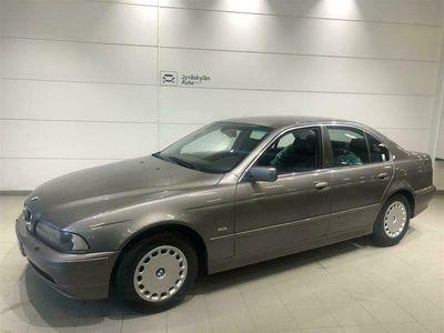 käytetty BMW 520 iA *** RAHOITUSTARJOUS 0,5%+kulut