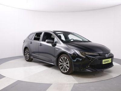 käytetty Toyota Corolla Touring Sports 1,8 Hybrid Style / Kovilla Varusteilla / Vaihtoehto uudelle /