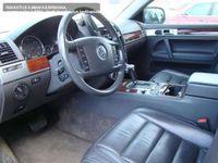 käytetty VW Touareg V10 5.0 MYYDÄÄN VARAOSINA