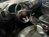 käytetty Kia Sportage *KUNTOTARKASTETTU!* 2,0 AWD CRDi-R EX Aut. Upea Maastoauto. Tarkastettuna, Rahoituksella, Kotiin toi