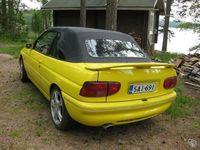 käytetty Ford Escort Cabriolet 2D 1.6