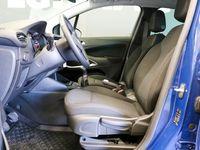 käytetty Opel Crossland X Enjoy 1,2 60kW MT5 **ACC-ilmastointi, Tutkat, Peruutuskamera, Tummennetut takalasit, Tehdastakuu**