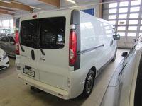 käytetty Nissan Primastar 2.0 dCi L2H1(Rahoitus ilman käsirahaa)