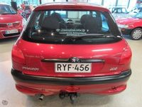 käytetty Peugeot 206 XTD 1,9 D 5d