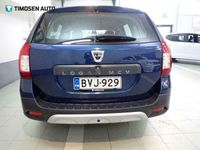 käytetty Dacia Logan MCV Stepway TCe 90