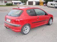 käytetty Peugeot 206 XS 2,0 HDi