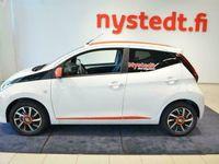 käytetty Toyota Aygo 1,0 VVT-i x-style 5ov * Avokatto *