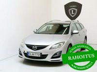 käytetty Mazda 6 Sport Wagon 2,2TD MP Touring (WQ2) HUIPPUSIISTI!!! WEBASTO!!!