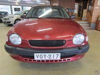 käytetty Toyota Corolla 2.0d Linea Terra 4d