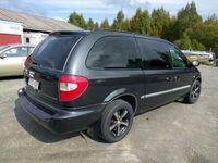käytetty Chrysler Grand Voyager Tila-auto