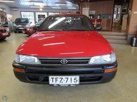 käytetty Toyota Corolla 1,3 16V XLi 4d