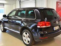 käytetty VW Touareg 3.0 V6 TDi 165kw Tiptronic, Xenon, Nahat, Navi, Vain 158tkm Juuri katsastettu, Rahoitus ja kotiinto...
