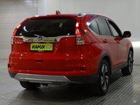 käytetty Honda CR-V 1,6 Diesel Elegance AT ** JUURI HUOLLETTU, NELIVETO, PERUUTUSKAMERA **