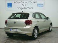 käytetty VW Polo Comfortline 1,0 TGI 66 kW (90 hv)