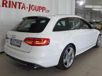 käytetty Audi S4 Avant 3,0 V6 TFSI 245 kW quattro S tronic Facelift, Suomi-auto *Bang & Olufsen, Navi, Nahat*