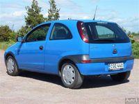 käytetty Opel Corsa 1.7DI Club 3d WEBASTO,SEUR K9/-21 JOPA ILMAN KÄSIRAHAA.