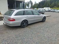 käytetty Mercedes E320 CDI farmari