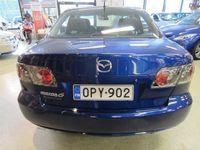 käytetty Mazda 6 2,0 Elegance 6MT 4d U10