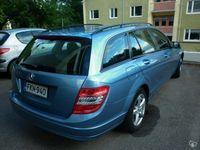 käytetty Mercedes C200 T CDI Blue EFFICIENCY