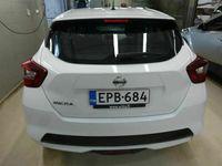 käytetty Nissan Micra IG-T 90 S/S Acenta 5M/T * Käsiraha alk. 169€ ja169 € /kk kysy lisää *