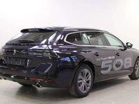 käytetty Peugeot 508 SW Allure PureTech 180 EAT8 - Drive Assist ja Vision Pack - ETUSI NYT 4800e - Pyydä meiltä tarjous!