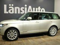 käytetty Land Rover Range Rover TDV6 Autobiography - Huippuvarusteet!, täydellinen merkkiliikkeen huoltokirja **** LänsiAuto Safe...